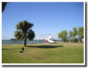 Greater Houston R44 Helicopter Flights or Training